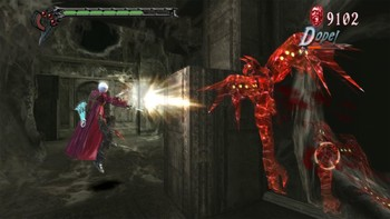 Screenshot7 - Devil May Cry HD Collection