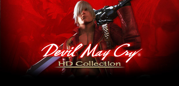 Devil May Cry HD Collection - Cover / Packshot