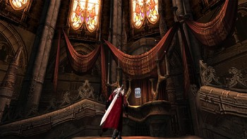 Screenshot2 - Devil May Cry HD Collection