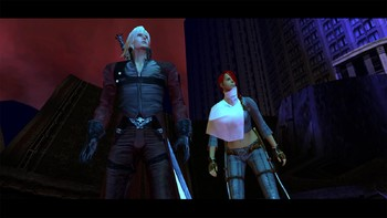 Screenshot5 - Devil May Cry HD Collection