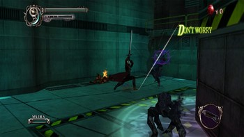 Screenshot6 - Devil May Cry HD Collection