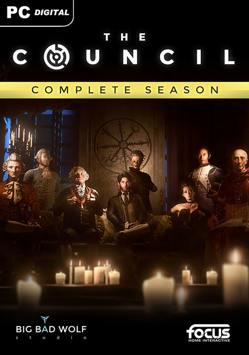The Council – Complete Season - Cover