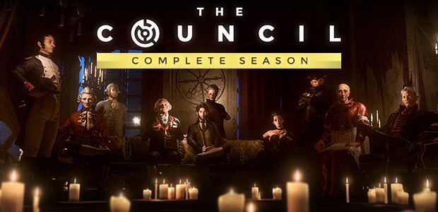 The Council – Complete Season - Cover / Packshot