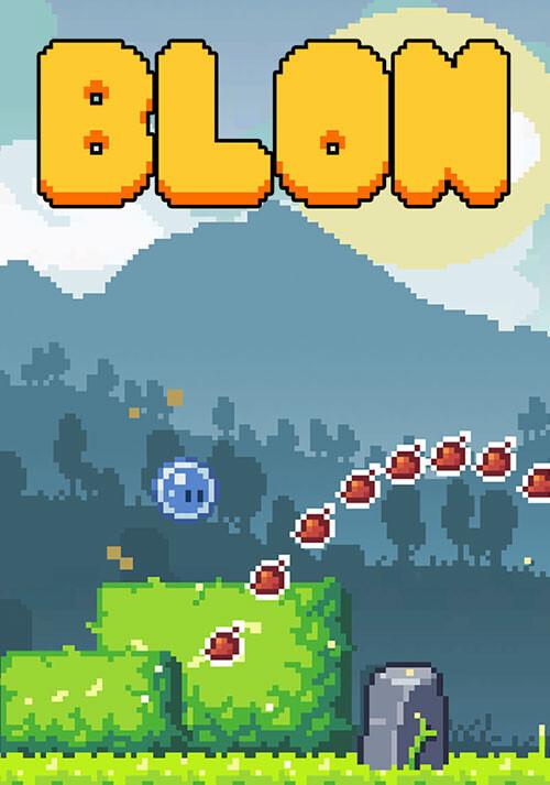 Blon - Cover / Packshot