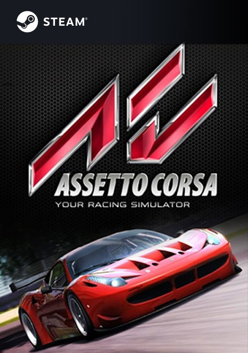 Assetto Corsa - Cover / Packshot
