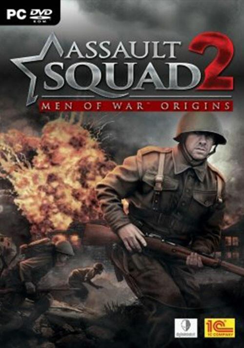 Assault Squad 2: Men of War Origins - Cover