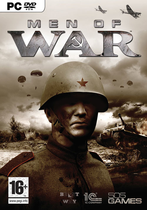 Men of War - Cover / Packshot