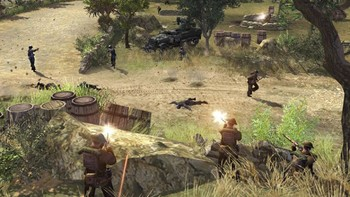 Screenshot3 - Men of War