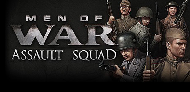 Men of War: Assault Squad - Cover / Packshot