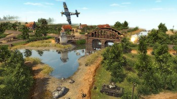 Screenshot3 - Men of War: Assault Squad