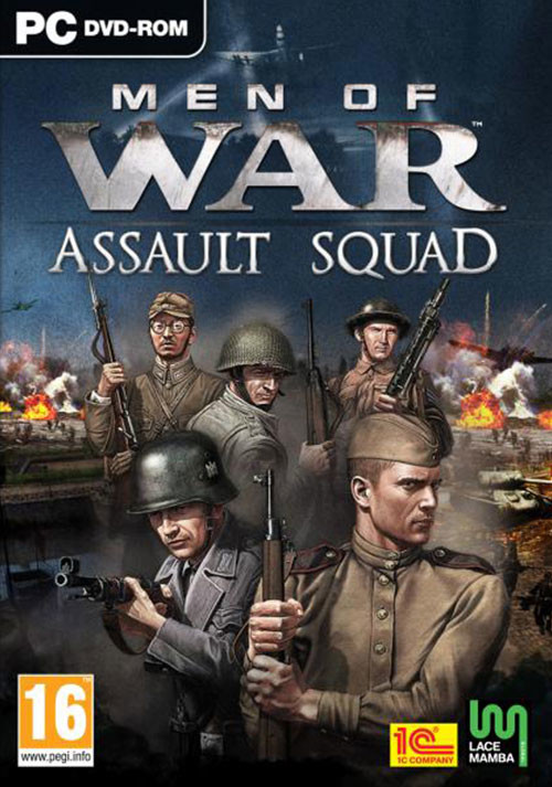 Men of War: Assault Squad - Cover