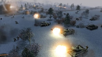 Screenshot1 - Men of War: Assault Squad