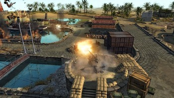 Screenshot4 - Men of War: Assault Squad
