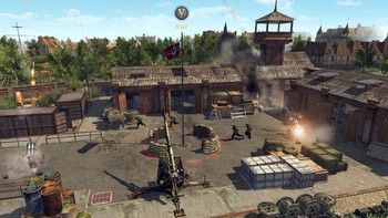 Screenshot6 - Men of War: Assault Squad