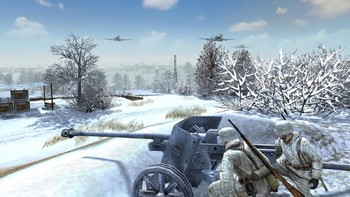 Screenshot5 - Men of War: Assault Squad Game of the Year Edition