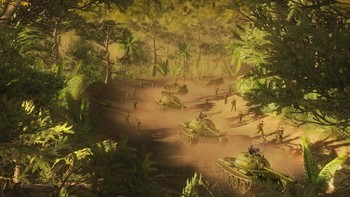 Screenshot1 - Men of War: Assault Squad Game of the Year Edition