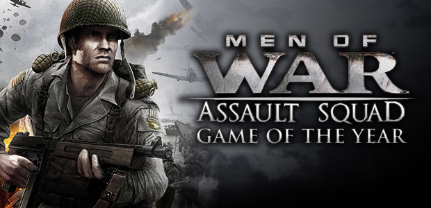 Men of War: Assault Squad Game of the Year Edition - Cover / Packshot