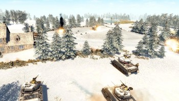 Screenshot4 - Men of War: Collector's Pack
