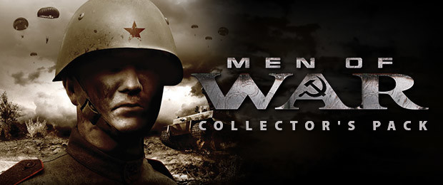Men of War: Collector's Pack