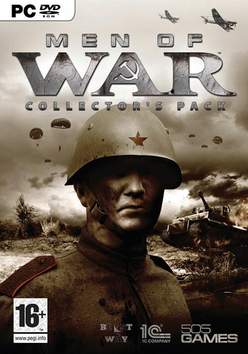 Men of War: Collector's Pack - Cover / Packshot