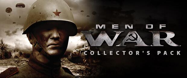 Men of War: Collector's Pack