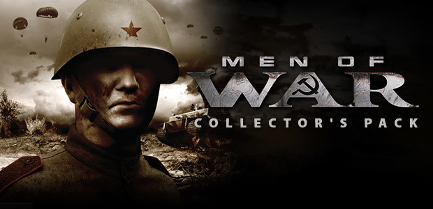 Men of War: Collector's Pack - Cover / Packshot