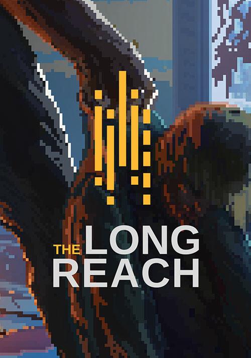 The Long Reach - Cover / Packshot