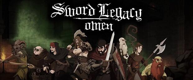 Sword Legacy Omen: Das brutalere Banner Saga? Team17 veröffentlicht Launch-Trailer