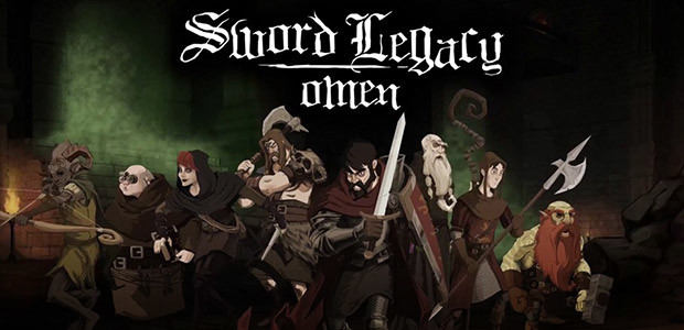 Sword Legacy Omen - Cover / Packshot