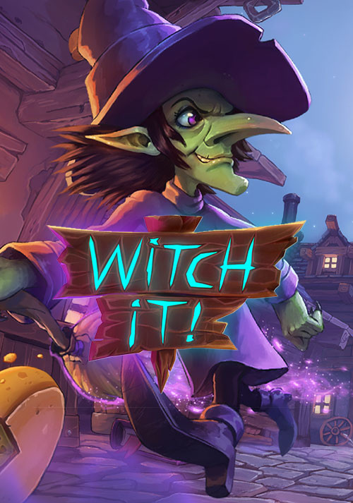 Witch It - Cover / Packshot