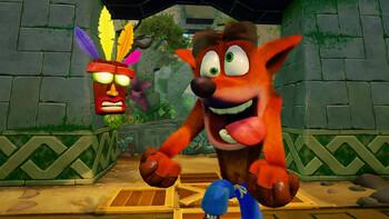 Screenshot1 - Crash Bandicoot™ N. Sane Trilogy