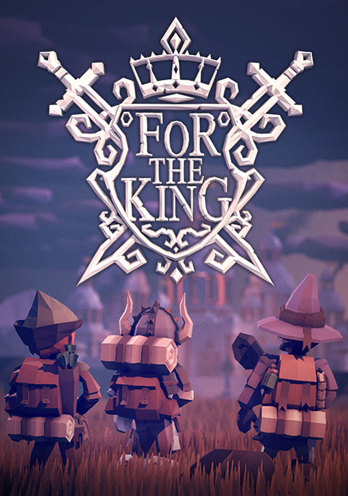 For The King - Cover / Packshot