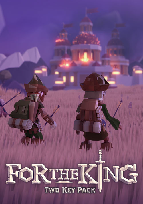 For The King 2-Pack - Cover