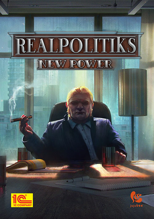Realpolitiks - New Power DLC - Cover