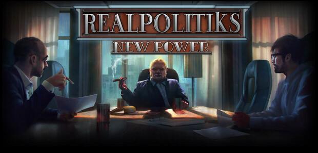Realpolitiks - New Power DLC - Cover / Packshot