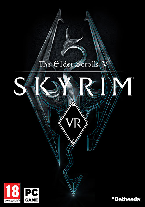 The Elder Scrolls V: Skyrim VR - Packshot
