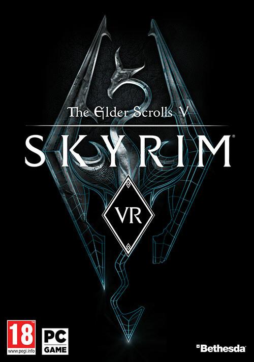 The Elder Scrolls V: Skyrim VR - Cover / Packshot