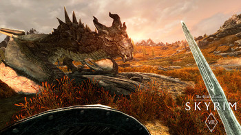Screenshot2 - The Elder Scrolls V: Skyrim VR