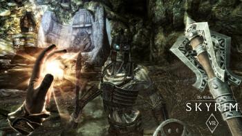Screenshot3 - The Elder Scrolls V: Skyrim VR