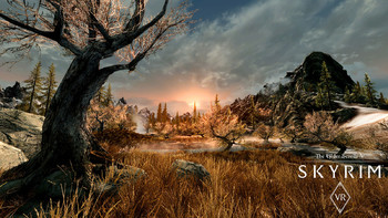 Screenshot1 - The Elder Scrolls V: Skyrim VR