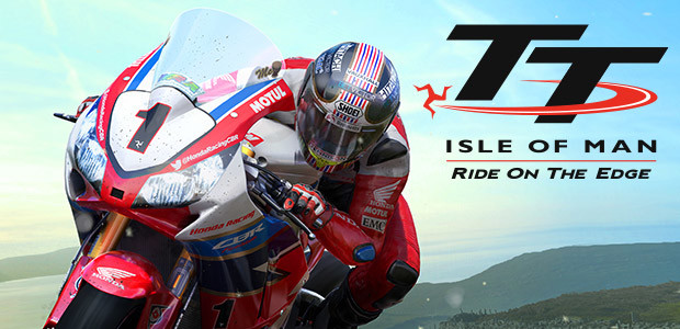 TT Isle of Man - Cover / Packshot