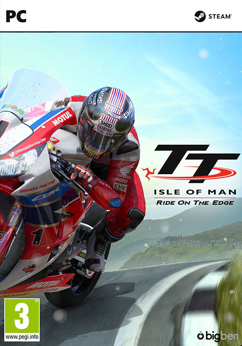 TT Isle of Man - Cover