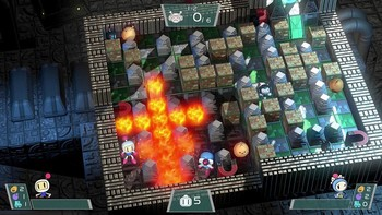 Screenshot1 - Super Bomberman R