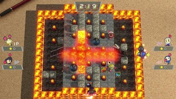 Screenshot3 - Super Bomberman R