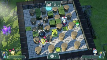 Screenshot4 - Super Bomberman R