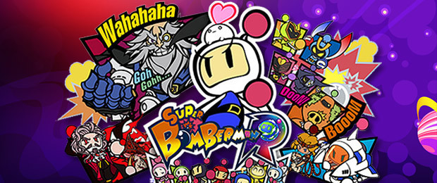 Super Bomberman R coming to PC on June 12th