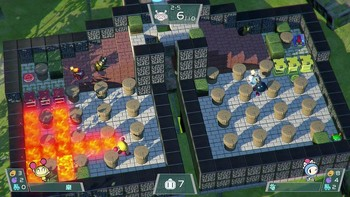Screenshot6 - Super Bomberman R