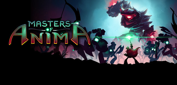 Masters of Anima (GOG) - Cover / Packshot