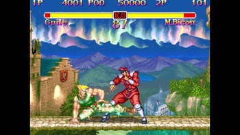 Screenshot8 - Street Fighter 30th Anniversary Collection