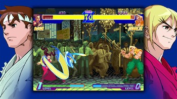 Screenshot1 - Street Fighter 30th Anniversary Collection